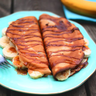 Our favourite crepes