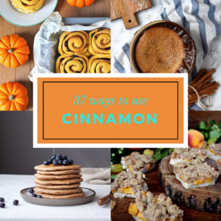 37 Ways to Use Cinnamon