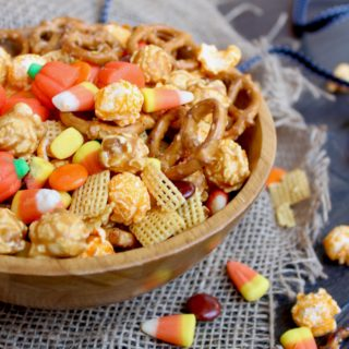 Halloween Crunch and Munch