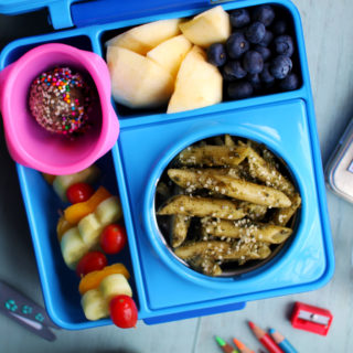 School Lunchbox Collab with Little Lunch Love
